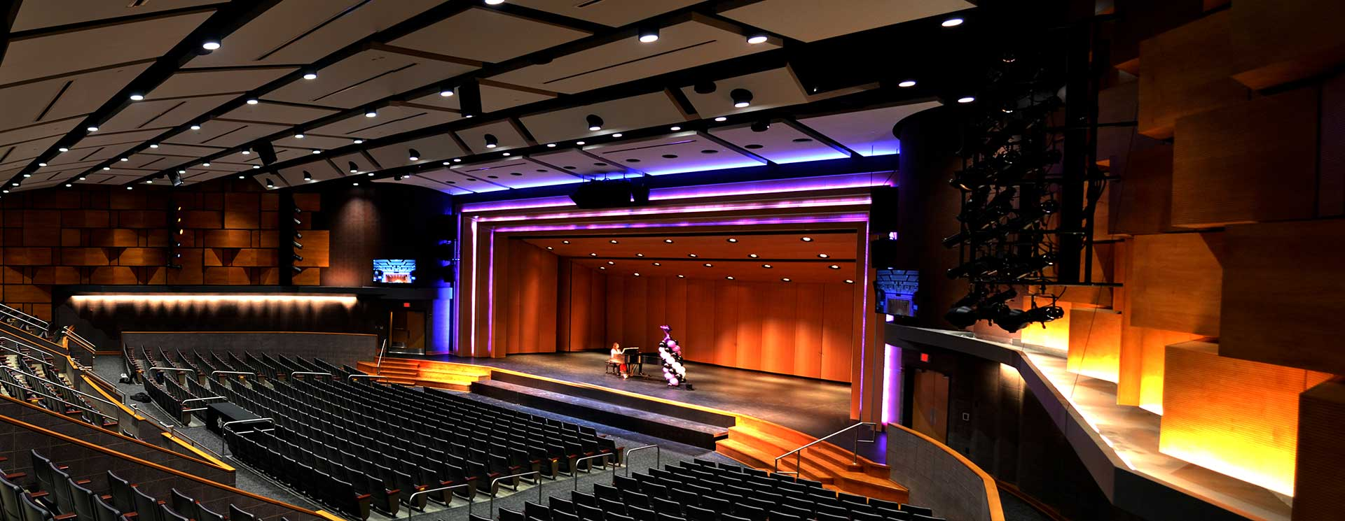 Welcome to auditorium designs